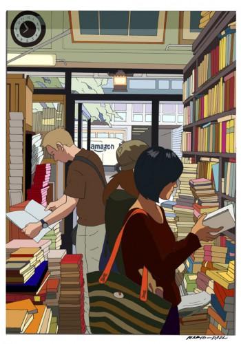 bookstore D